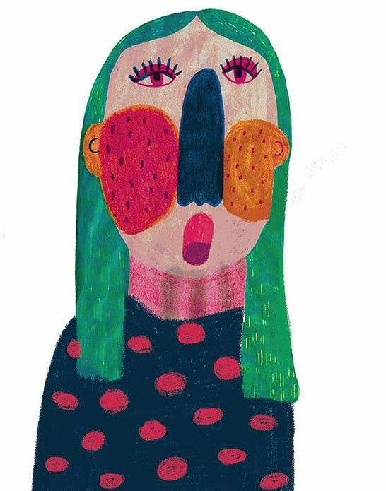 Art by Daria Solak